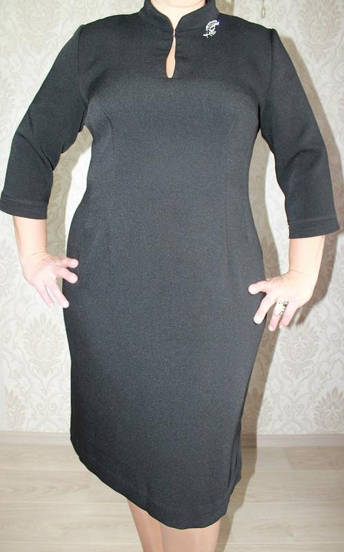 Дама вфутляре или маленькое черное платье