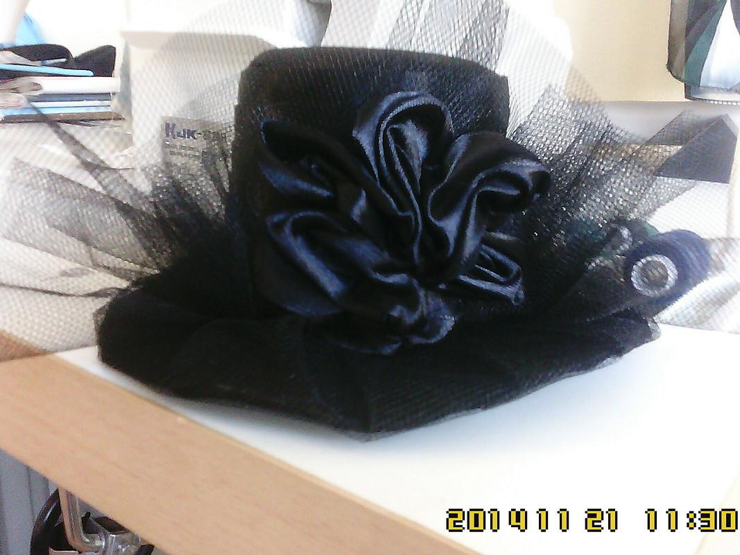 Шляпа от lapka