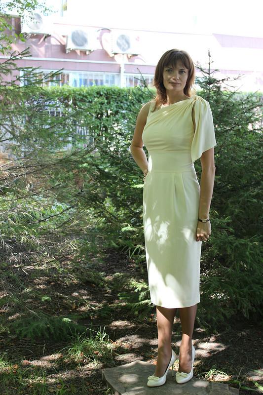 Платье от lapka