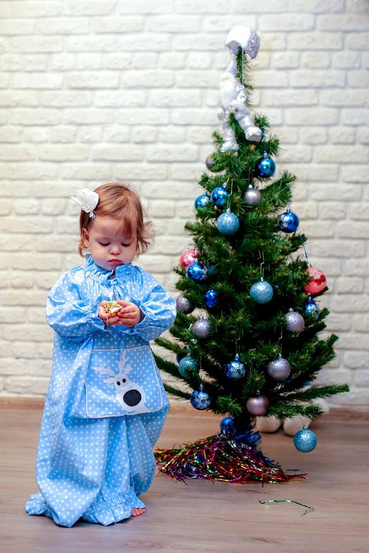 Рождественская пижамная вечеринка
