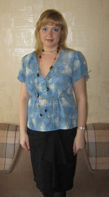 Блузка от Труженица