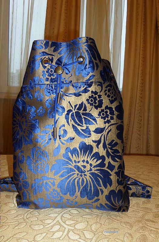 Рюкзак-сумка от rusinova
