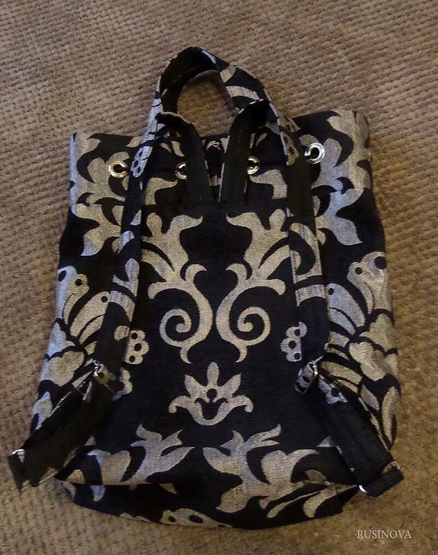 Рюкзак-сумка «Дамаск» от rusinova