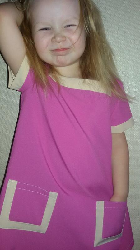 Именинное платье