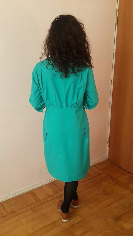 Новый взгляд наплатье-рубашку