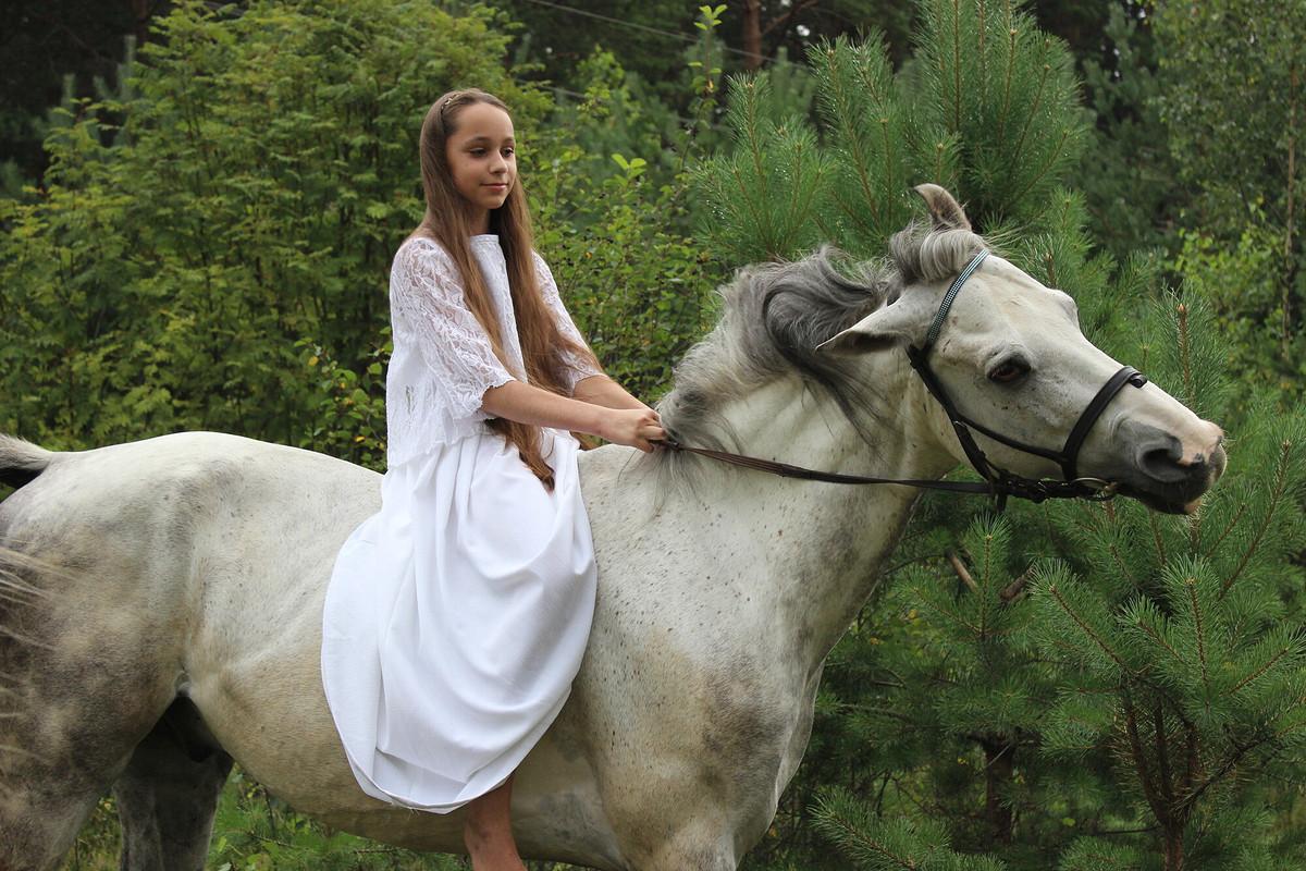 Платье дляпервого причастия от Gauja