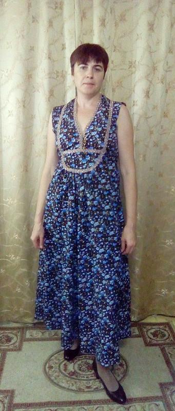 Летнее платье от Gauja