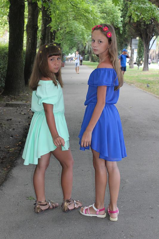 Платья моим девочкам