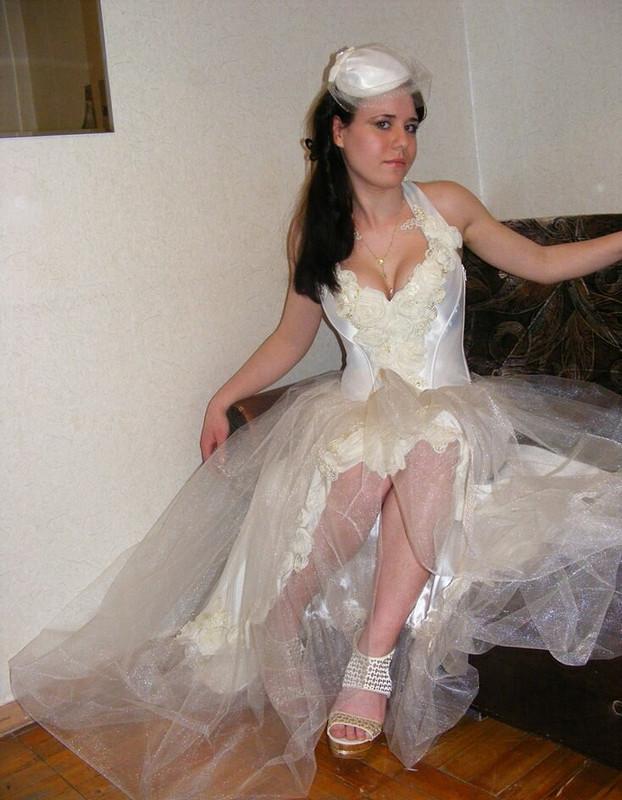 Свадебный наряд длясестренки