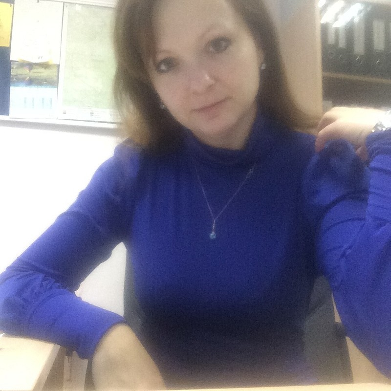 Синее платье от Nattasha