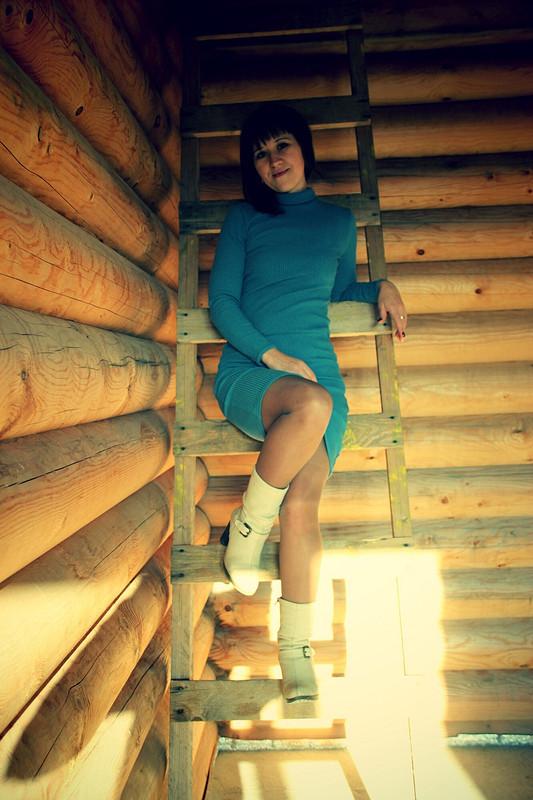 Трикотажное)))