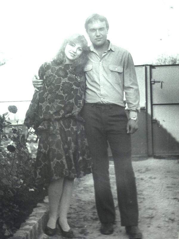 К выходу  журнала винтаж- свадьба 1987