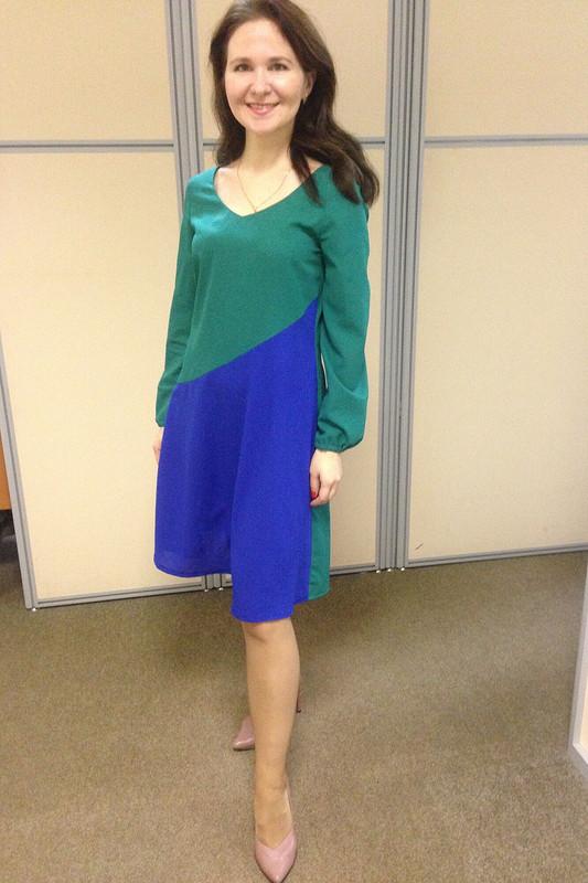 Сине-зеленое от IrinaK