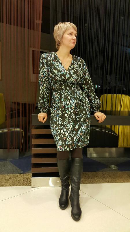Долгожданное платье от Sherbela