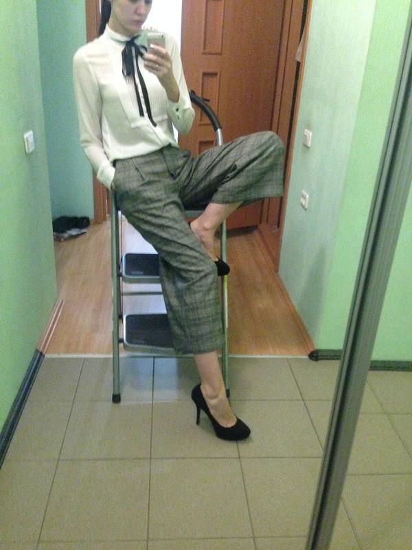 Первые вмоей жизни брюки! от AnnaStasenko