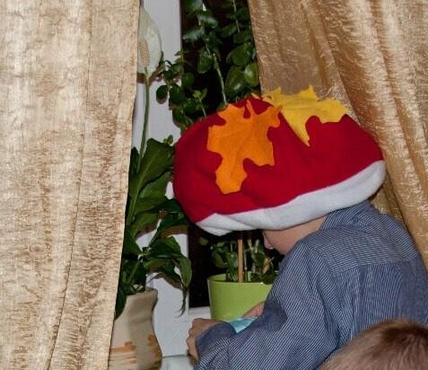Одна шапка, а столько радости от Valentia