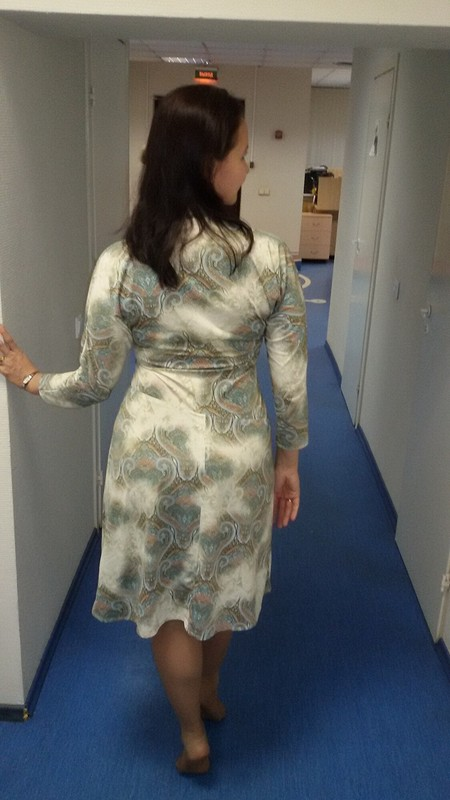 Любимое платье от AlinaNovosibirsk