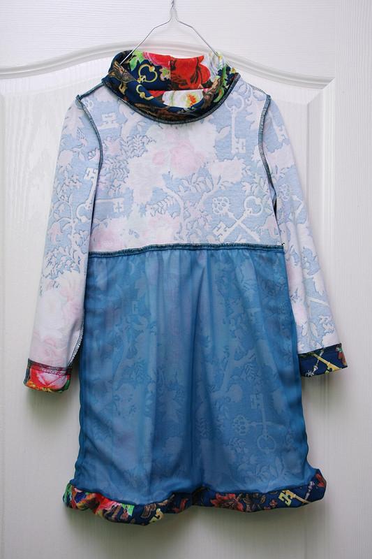 Платье длядевочки от Lilu2005