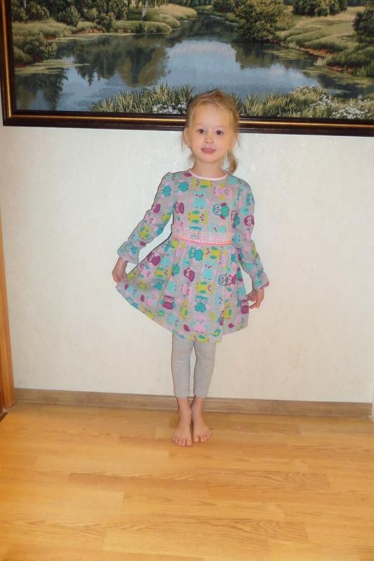 Платье длядочки от GylnazH