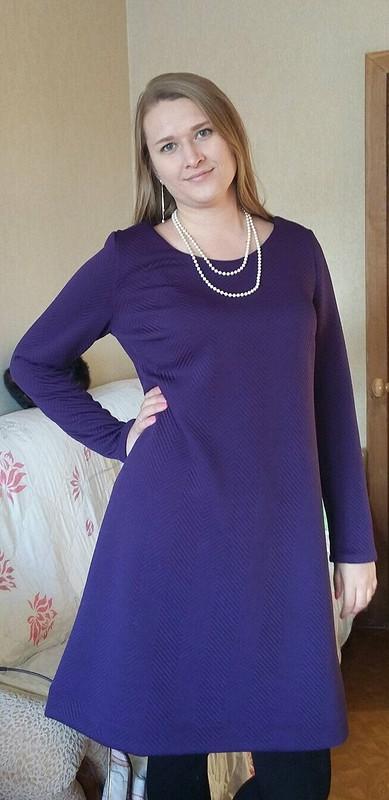 Мое первое платье от Sveta Sews
