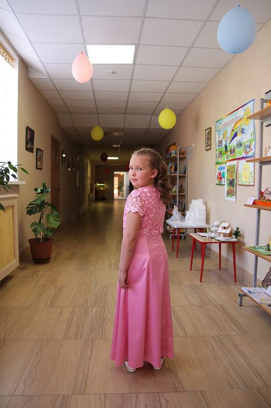 Платье навыпускной от Tatiana09