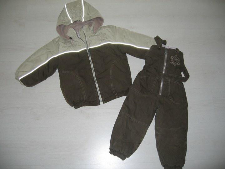 Зимний комплект от Nadja5