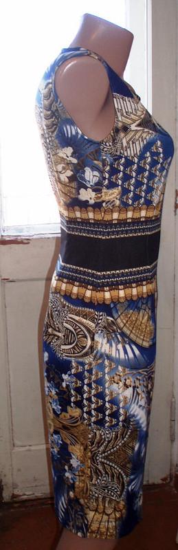Платье изкупонной ткани