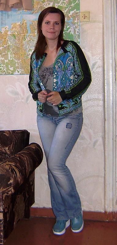 Блузон от ElenaPribylskaya