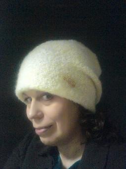 Работа с названием Моя шапочка