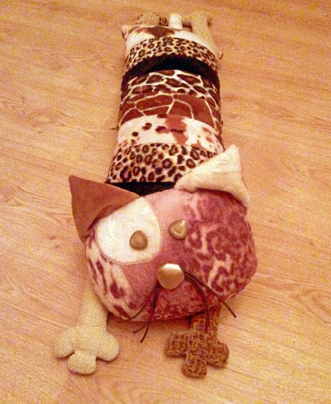 Котик мягкий животик от OlGa3125