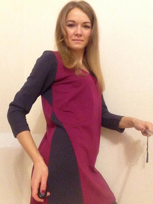 Платье модель 129 2/2015