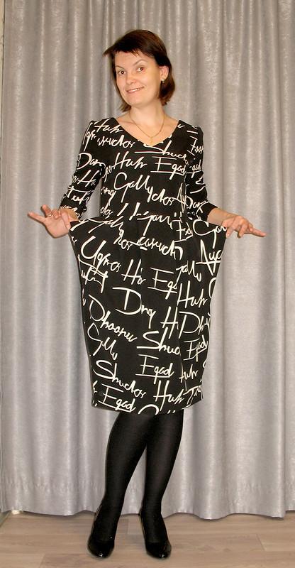 Смешнючее «ушастое» платье от Alexina905