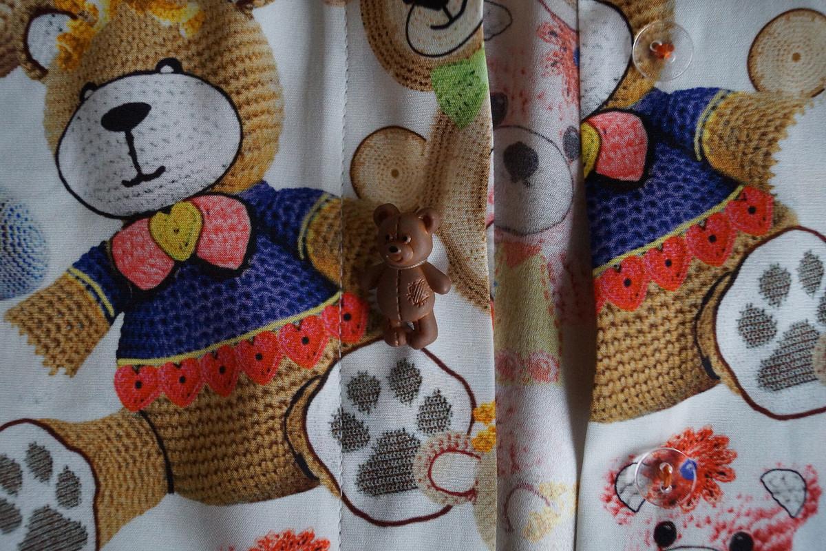 Блузка «Мишки плюс» от vasya85