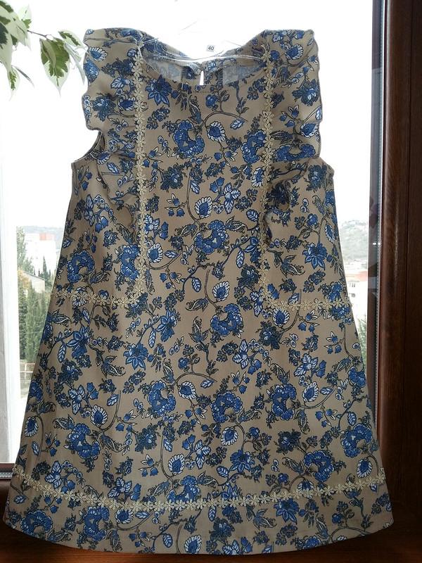 Платье длядевочки.
