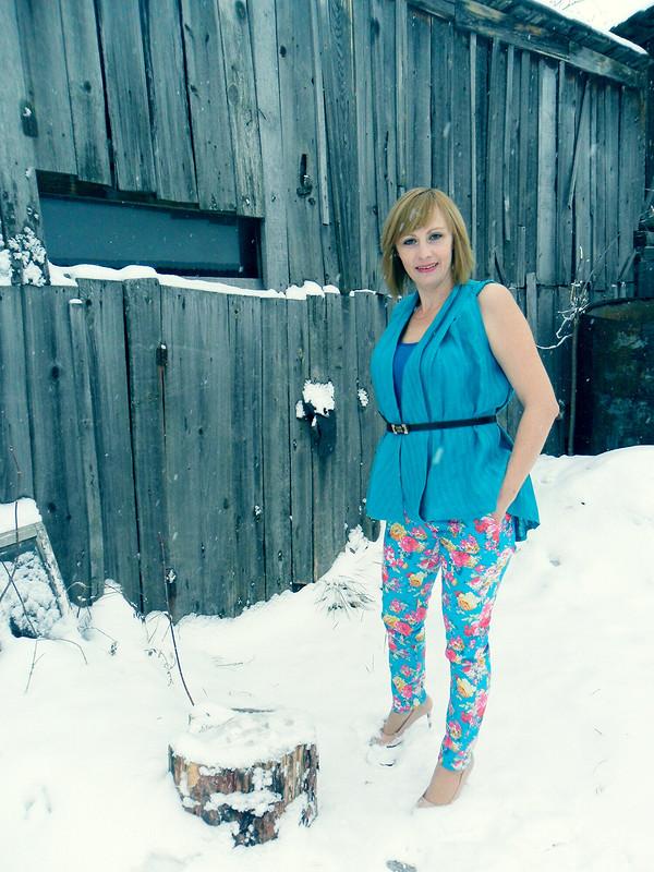 Весна среди зимы!