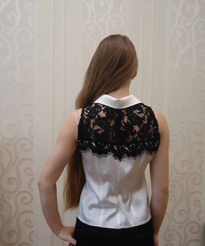 Школьные будни: кружевная блузка от Ann_B