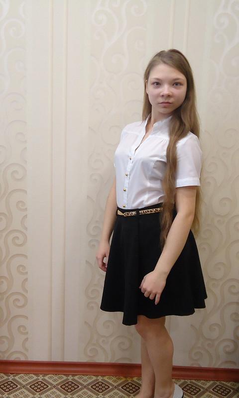 Школьные будни: юбка