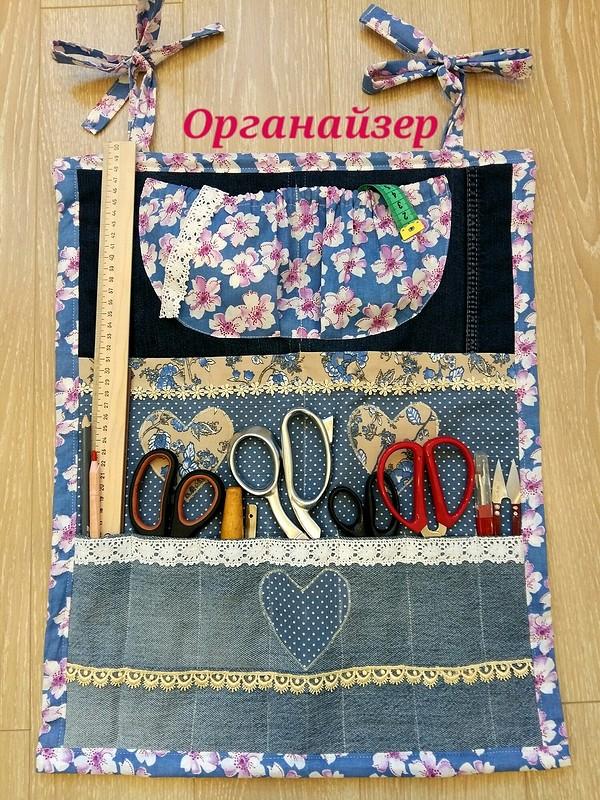 Органайзер дляшвейных принадлежностей. от Milaivenkova