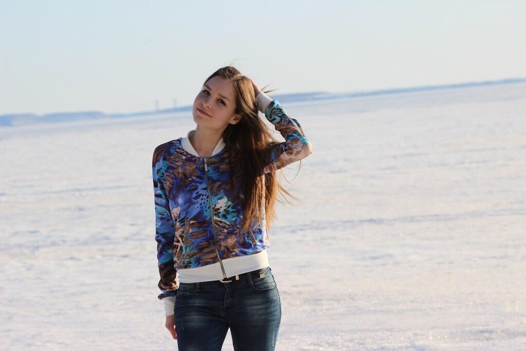 Блузон от KseniyaIlzheeva