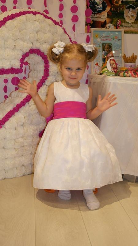 Платье на2 годика длядочки от Князева Людмила