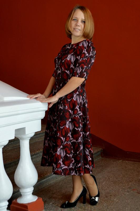 Просто платье от ElenaGai