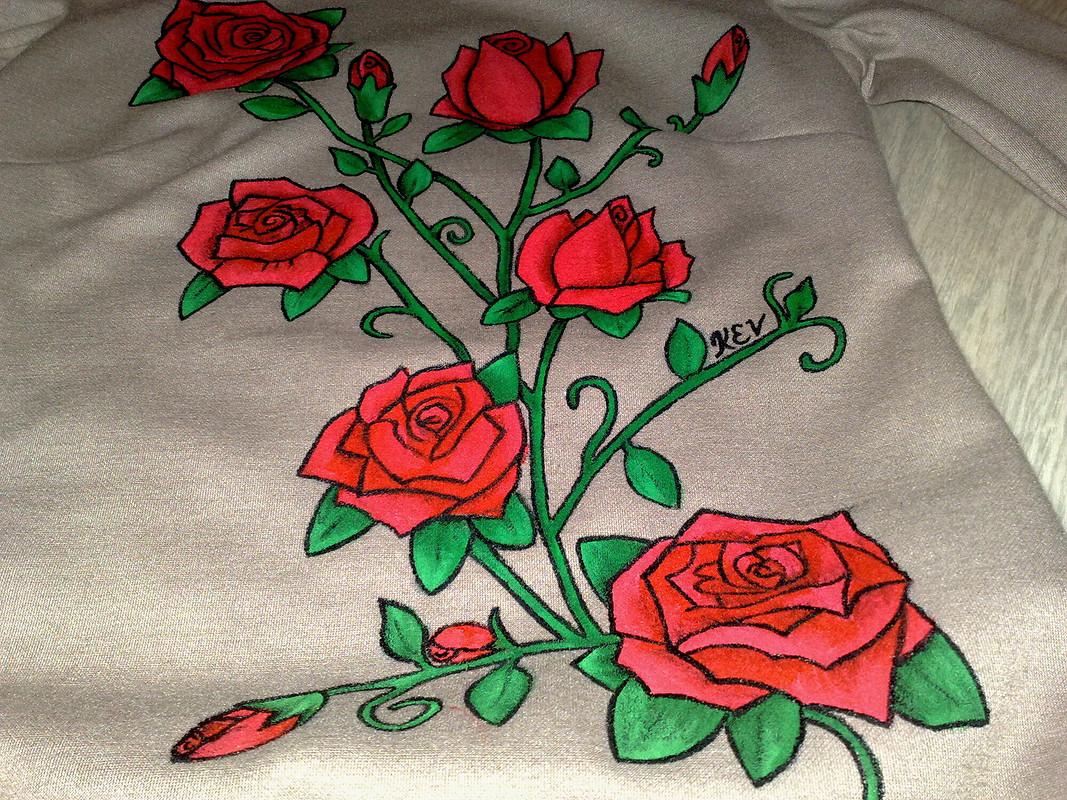 Костюм «розы»