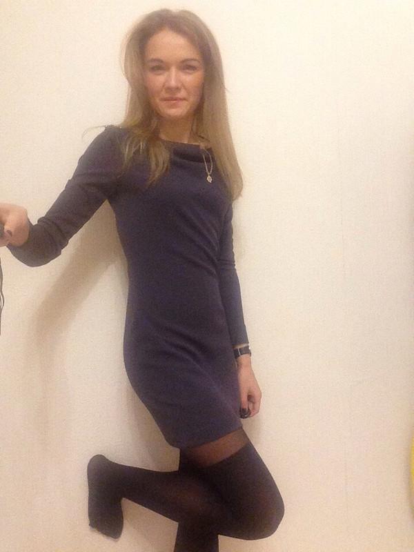 Платье скачелькой