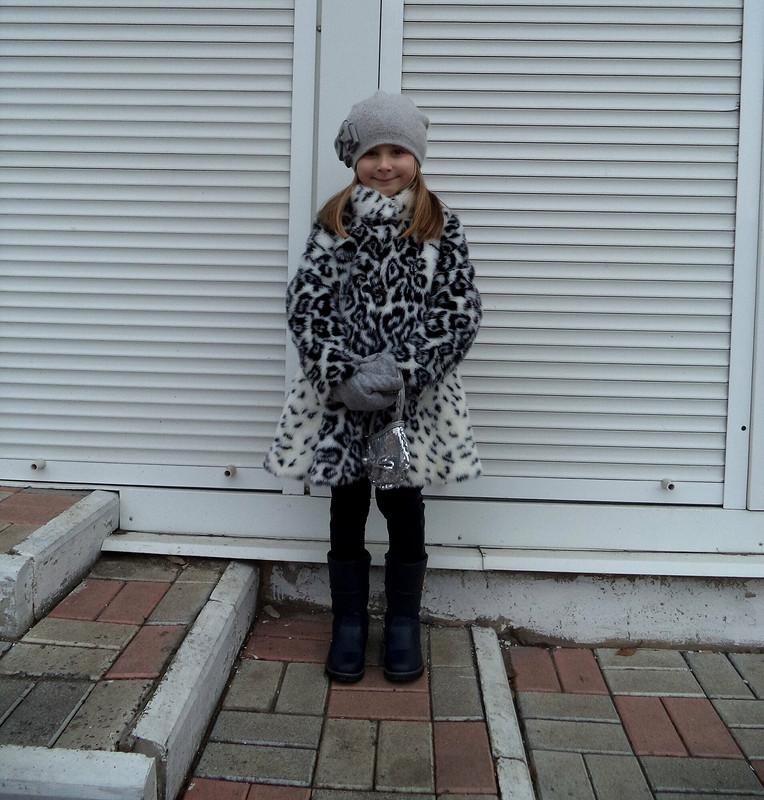 Снежный барс от Elena_happiness