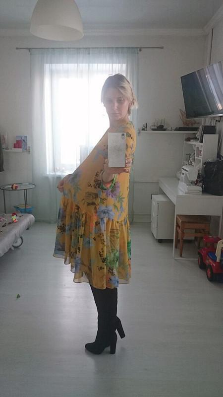 Расслабляющее платье
