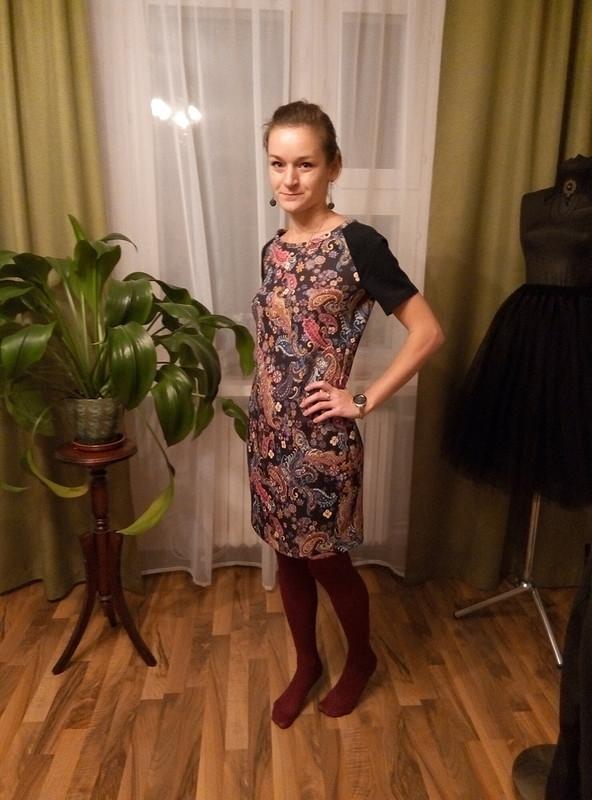 Платье от каролина