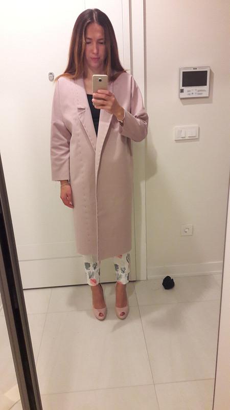 Пальто oversize от Liliya_Ozturk