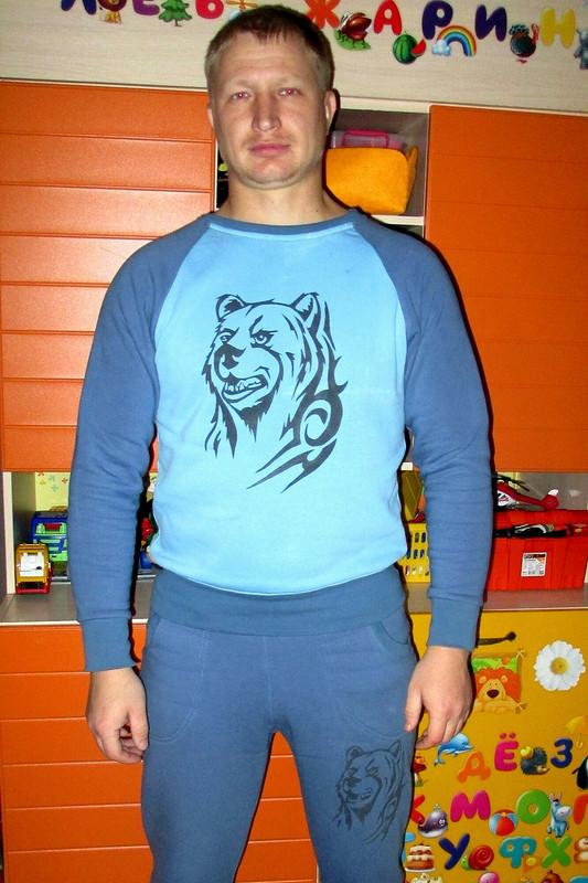Спортивный костюм дляпапы от koketkina