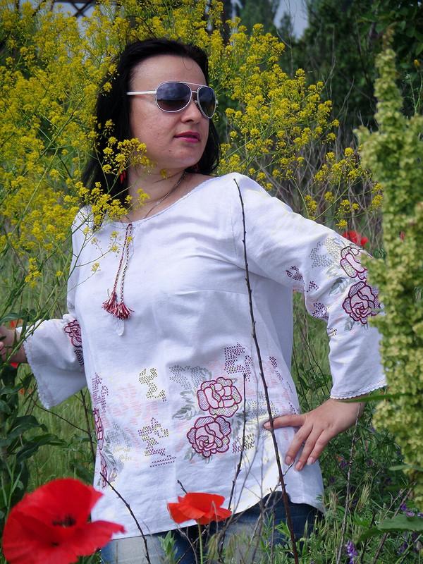 Хоровод Друзей сangelvik  или вышиванка моя вышиваночка