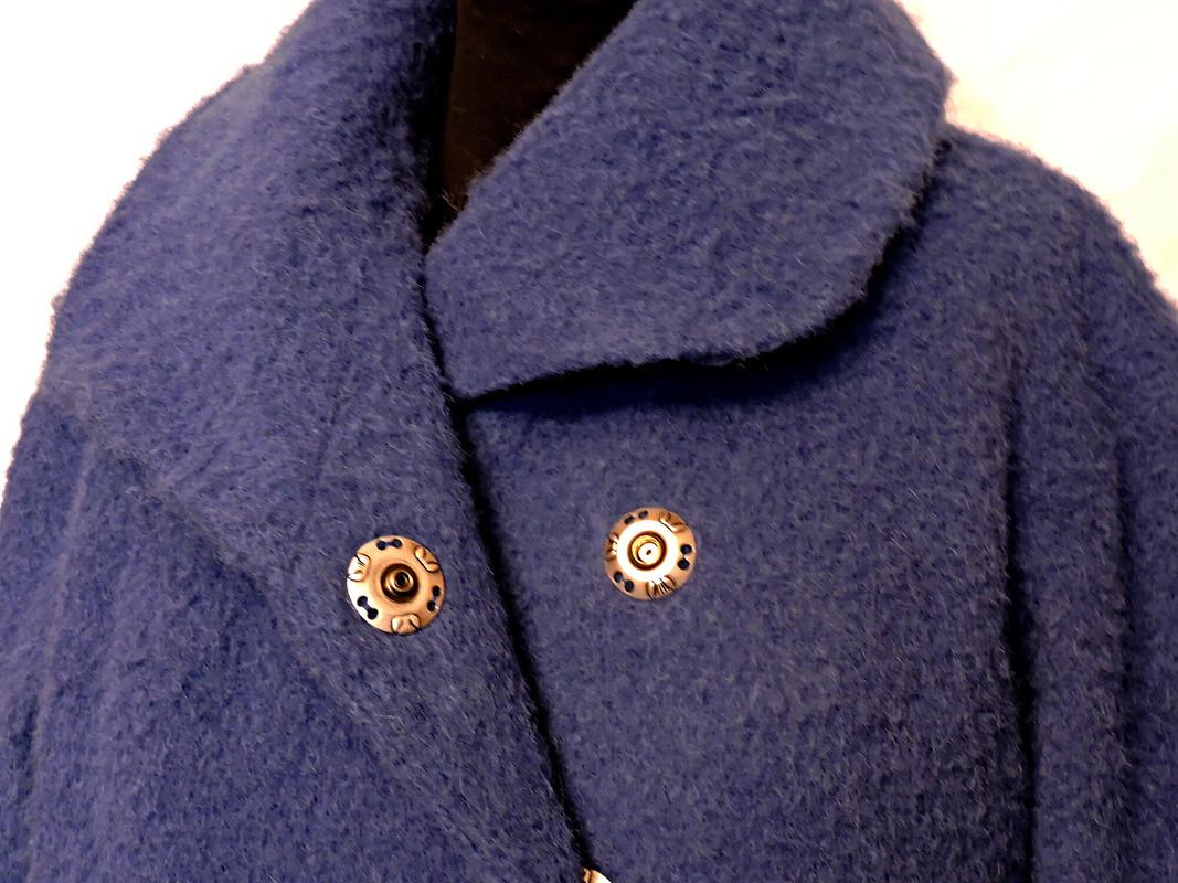 Пальто зимнее Леди ДИ